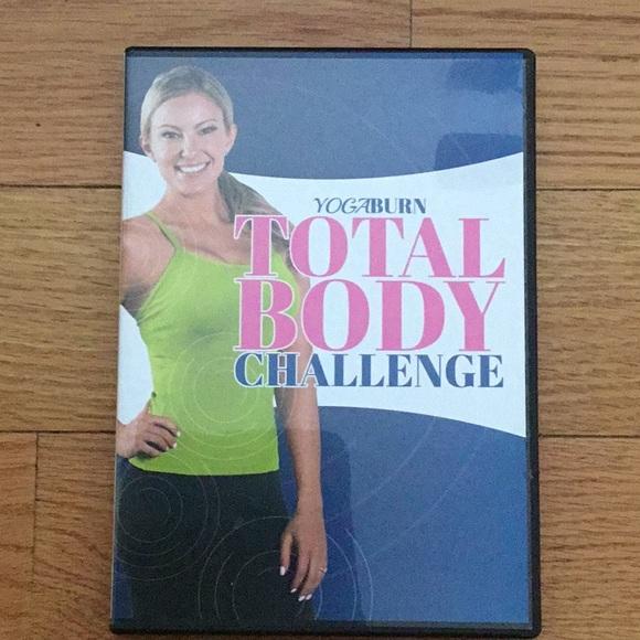 Yoga Burn Total Body Challenge Other Poshmark